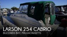 1998 Larson 254 Cabrio