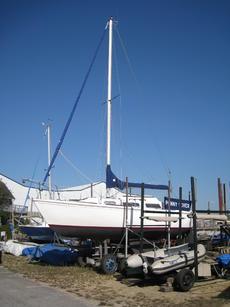 1987 Jaguar 25 yacht