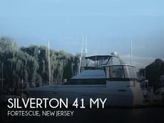 1995 Silverton 41 MY