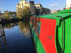 "45"" Cruiser Stern NarrowBoat 1980"