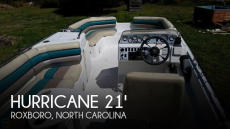1995 Hurricane FunDeck 216