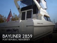 1999 Bayliner 2859 Ciera Command Bridge