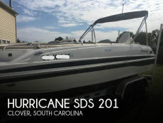 2017 Hurricane SDS 201