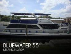 1989 Bluewater 55 Coastal