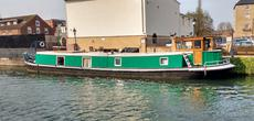 A Rather Special Barge