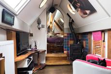 Stunning and Unique 1959 70' Narrowboat