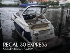 2014 Regal 30 Express