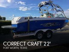 2006 Correct Craft Super Air Nautique 220 Team