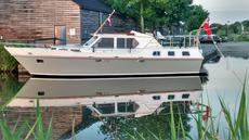De Groot Beachcraft Steel Dutch Cruiser