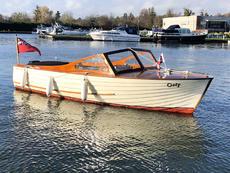 Flying Finn 17 Motor Boat