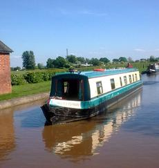 62ft Liverpool Boats Cruiser Stern