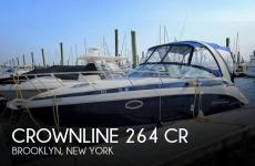 2018 Crownline 264 CR