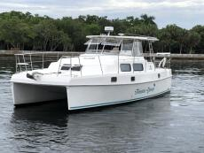 2004 Endeavour Catamaran Trawler Cat 36