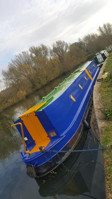 1995 52' Colecraft Trad Narrowboat