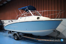 Trophy 1902 WA with Mariner 125HP Optimax (Stock Boat with Warranty)