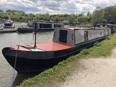 50 foot brummagen boat (Eden)