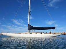 Charlie Peel International 54 foot Classic Yacht