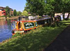 70 Foot Traditional Narrow Boat