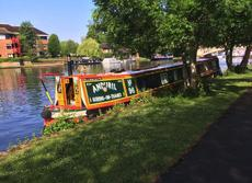 70 Foot Traditional Narrow Boat
