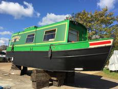 24ft narrowboat