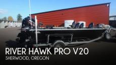 2016 River Hawk PRO V20