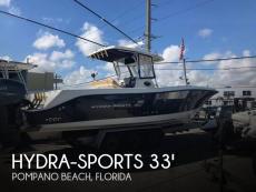2006 Hydra-Sports 3300 CC