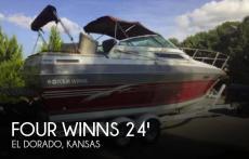 1988 Four Winns 245 Vista