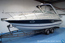 2004 Doral Monticello with Volvo Penta KAD300 285HP & UK Trailer