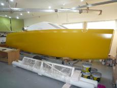 Trailerable catamaran CM-24