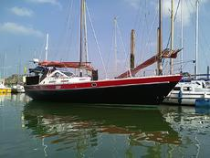 Warrior 40 Junk Rig Schooner