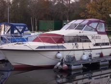 Aquafibre 40ft Cruiser