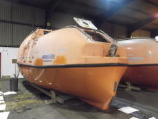 'HARDING LIFEBOATS' DUE IN, TWO MODERN CRAFT,7.5M. BUKH DIESEL.