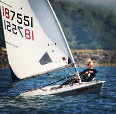 Laser dinghy- Radial & Full Rig-187551