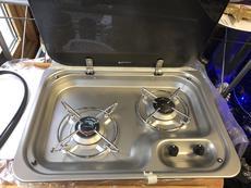 Dometic 2 burner hob brand new