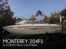 2011 Monterey 204FS