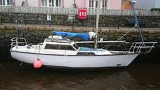 COLVIC VICTOR 34 MOTORSAILER PROJECT  £7500 JUST REDUCED