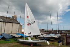 Laser 1 2006 (sail number 186924)