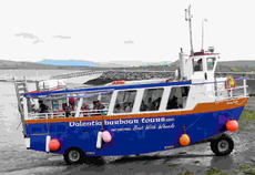 For Sale or Charter -Amphibious 48 passenger / Light cargo vessel – Op
