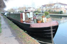 Historic 71ft Narrowboat Cambourne