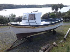 26ft GRP Angling Launch