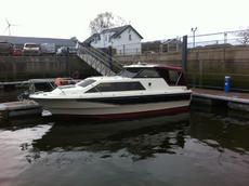 Shetland Black Prince 23' Inboard