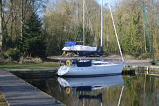 Popular yacht in excellent condition. - Launching 17 April