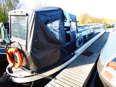 Badger Sett 57 ft 2007 Cruiser Stern Liverpool/Orchard Marina