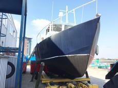 6.7m Steel Workboat