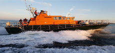 Ex RNLI Arun 52 Lifeboat For Auction