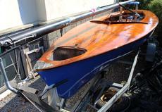 Flying Dutchman Klasse 'Barracuda'