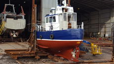 46' Jones of Buckie constructed. G.L. Watson design   Ex Pilot Vessel