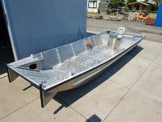 7.00 meter new aluminium landing craft