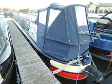 Smile and Wave 60ft 2011 Cruiser Stern Stillwater Narrowboats