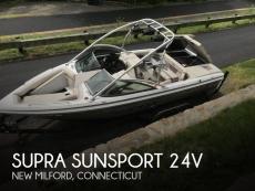 2006 Supra Sunsport 24V
